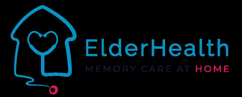 ElderHealth at home logo
